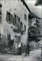 Façade sud en 1911