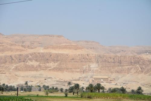 Vue générale de Deir el-Bahari (© Giuseppina Lenzo)