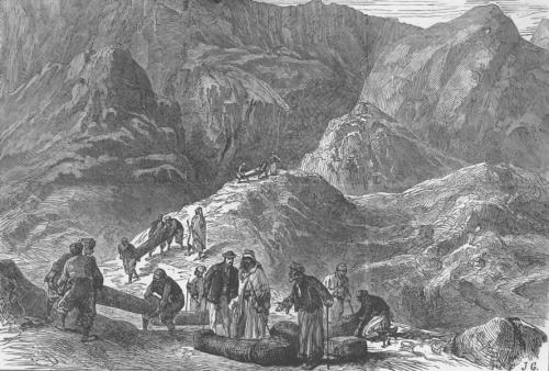 La cachette royale de Deir el-Bahari