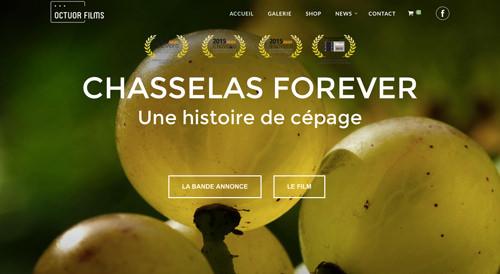 Site internet du film